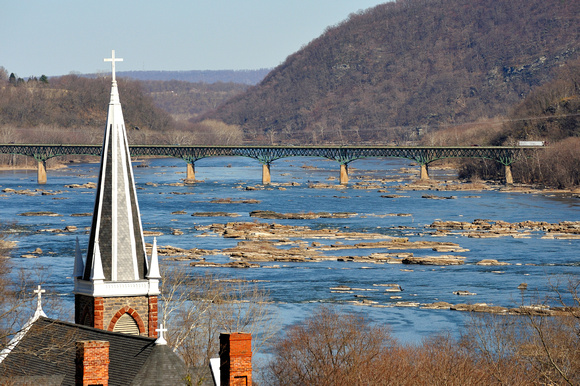 Harpers Ferry, USA